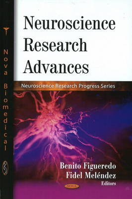 Neuroscience Research Advances by Benito Figueredo image