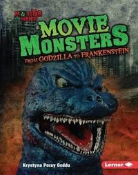 Movie Monsters by Krystyna Poray Goddu image