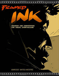 Framed Ink by Marcos Mateu-Mestre
