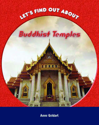 Buddhist Temples by Anita Ganeri image