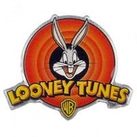 Looney Tunes: Looney Tunes Logo/Bugs Bunny Pin Badge