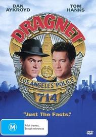 Dragnet on DVD