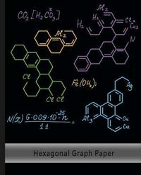 Hexagonal Graph Paper by Latte Notebooks image