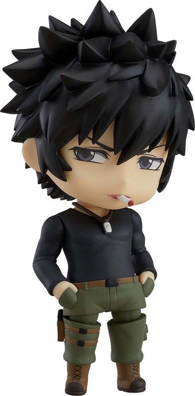 Psycho-Pass: Shinya Kogami - Nendoroid Figure