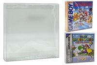 Ape Basics: Game Boy (Game) Box Protector - 10-Pack