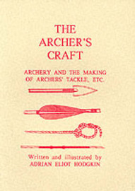 The Archer's Craft by Adrian Eliot Hodgkin image