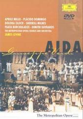 Millo/Domingo/Levine - Verdi: Aida on DVD