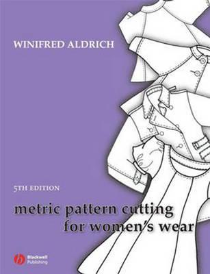 Metric Pattern Cutting for Women's Wear by Winifred Aldrich image