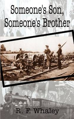 Someone's Son, Someone's Brother by Russell F. Whaley image