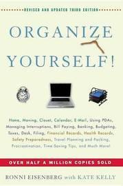 Organize Yourself! by Ronni Eisenberg