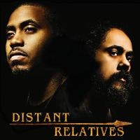 Distant Relatives (LP) by Damian Marley & Nas