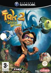 Tak 2: The Staff of Dreams for GameCube