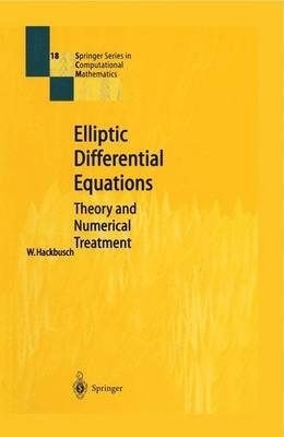 Elliptic Differential Equations by Wolfgang Hackbusch image