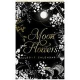 Moon Flowers - 2017 Wall Calendar
