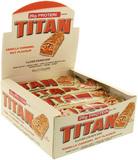 Titan Bar - Vanilla Caramel (Box of 12)