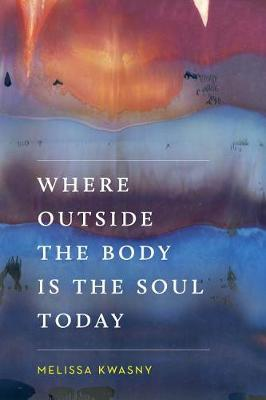Where Outside the Body Is the Soul Today by Melissa Kwasny image
