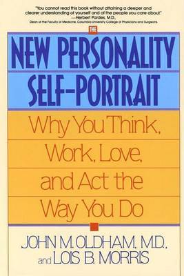 New Personality by John M Oldham