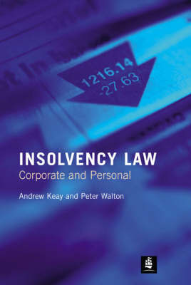 Insolvency Law by Andrew Keay image