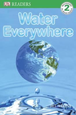 Water Everywhere by Jill Atkins