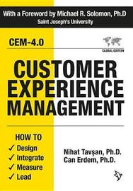 Customer Experience Management by Nihat Tavsan