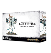 Warhammer Age of Sigmar: Nighthaunt - Lady Olynder