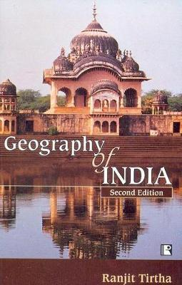 Geography of India by Ranjit Tirtha image
