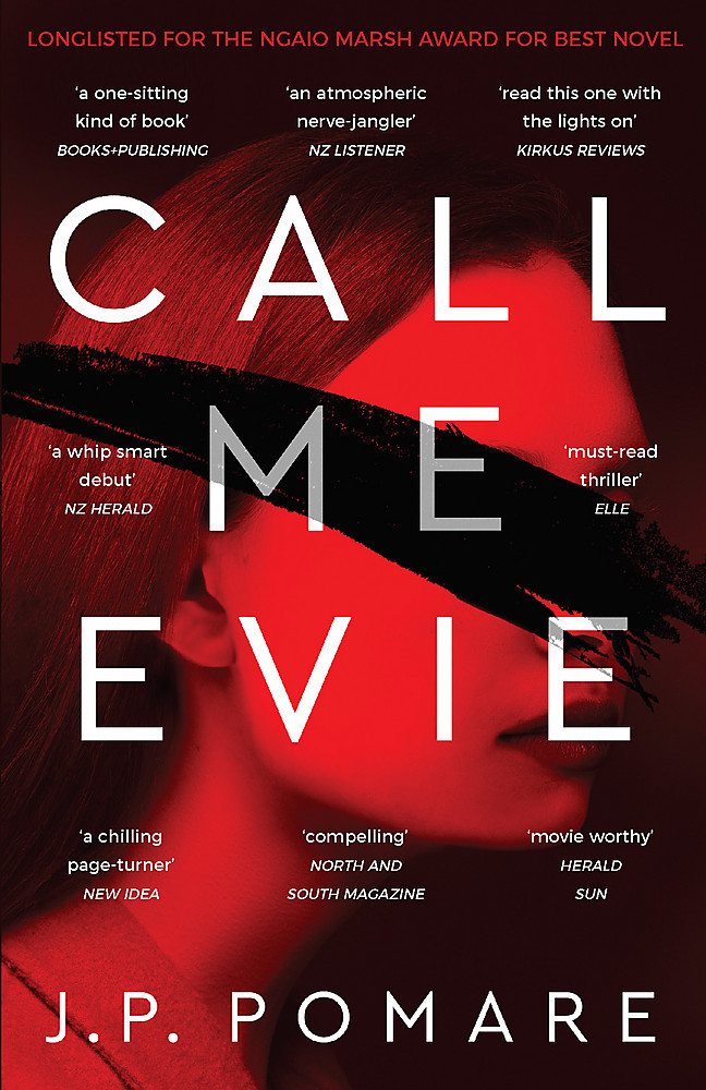Call Me Evie by J.P. Pomare image