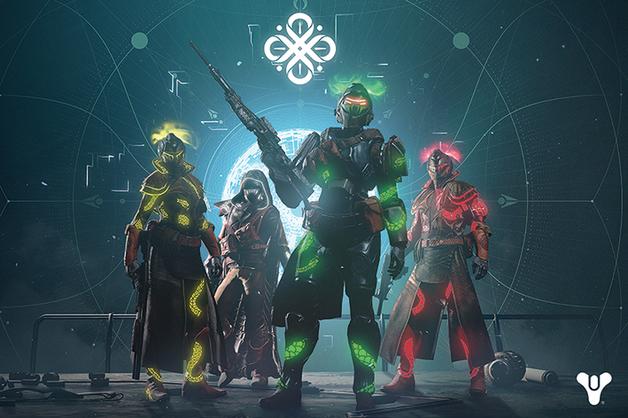 Destiny: Maxi Poster - Gambit (1028)