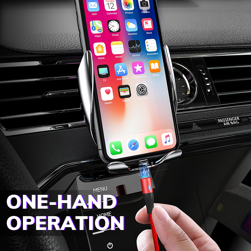 Magnetic USB Fast Charging Cable - Micro USB image