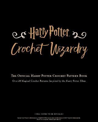 Harry Potter Crochet Wizardry by Lee Sartori