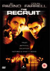 The Recruit on DVD