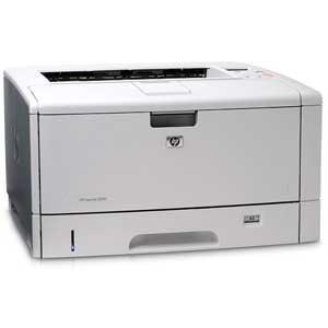 Hewlett-Packard LaserJet 5200n Printer 35ppm (Letter) A3 monochrome laser printer image