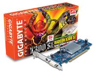 Gigabyte Graphics Card Radeon X300 SE 128M PCIE image