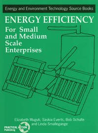 Energy Efficiency for Small and Medium Enterprises by Elizabeth Muguti image