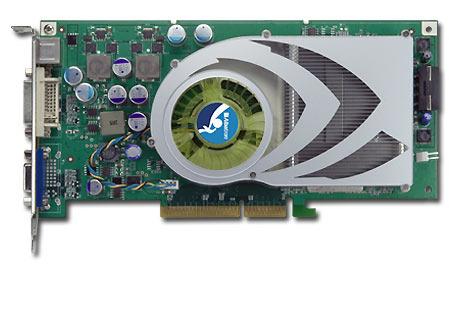 ALBATRON GeForce 7800GS AGP