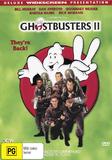Ghostbusters II on DVD