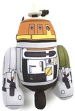 Star Wars - Rebels Chopper Plush