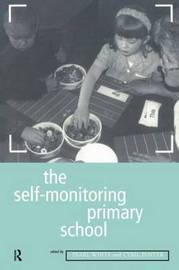 The Self-Monitoring Primary School by Cyril Poster image