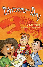 Dinosaur Day by David Webb image