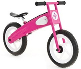 Eurotrike: Glide Balance Bike - Hot Pink