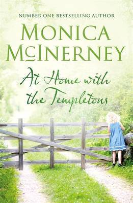 At Home With The Templetons by Monica McInerney image
