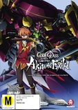 Code Geass: Akito The Exiled Episode 4: From The Memories Of Hatred (Subtitled Edition) on DVD