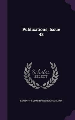 Publications, Issue 48
