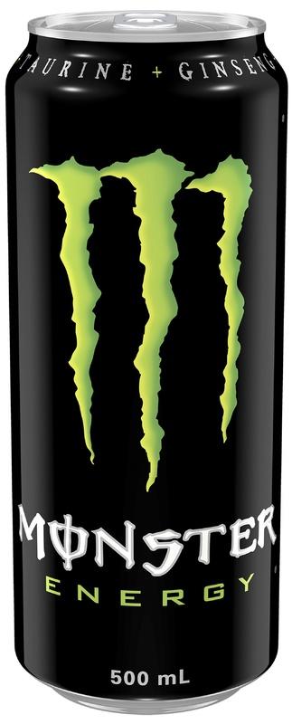 Monster Energy Drink 500ml 24pk
