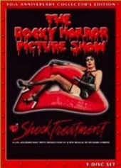 Rocky Horror Picture Show, The / Shock Treatment - 30th Anniversary Collector's Edition (3 Disc Set) on DVD