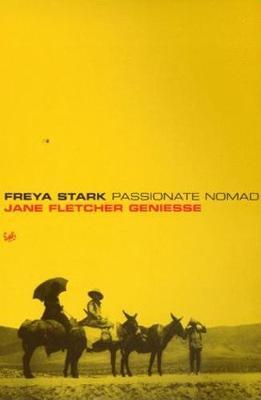 Freya Stark by Jane Fletcher Geniesse image