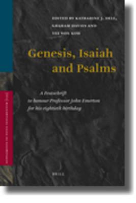 Genesis, Isaiah and Psalms image