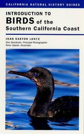 Introduction to Birds of the Southern California Coast by Joan Easton Lentz image