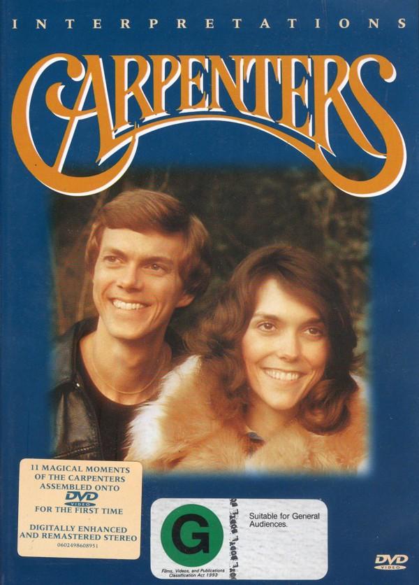Carpenters, The - Interpretations on DVD image