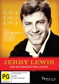 Jerry Lewis: The Man Behind The Clown on DVD